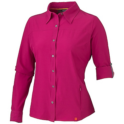 photo: Marmot Erika LS hiking shirt