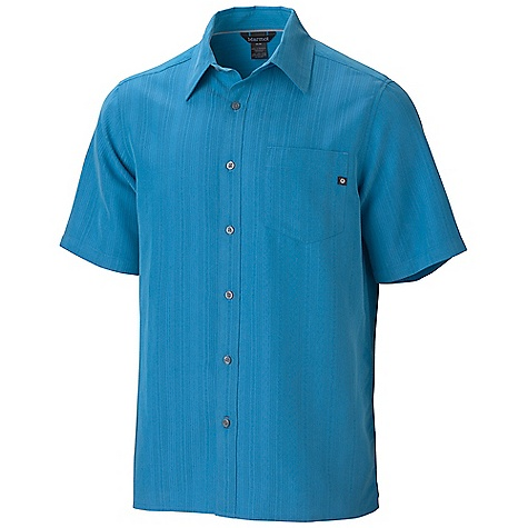 photo: Marmot Harwood SS hiking shirt