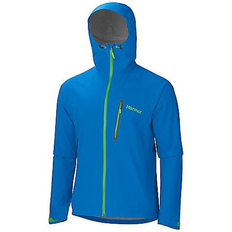 photo: Marmot Hyper Jacket waterproof jacket