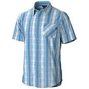 Marmot Men's Lukens Plaid SS Top