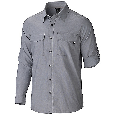 photo: Marmot Maxson LS hiking shirt