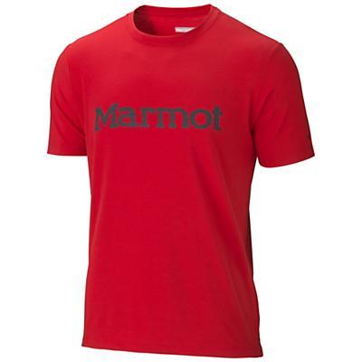 Marmot Men's Marmot Logo SS Tee