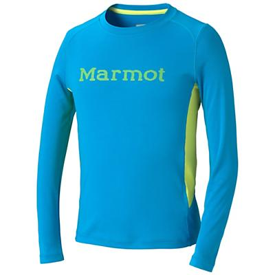 Marmot Boys' Windridge With Graphic LS Top