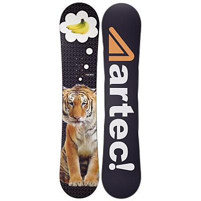 Artec Hyperfuzz Mini Snowboard 135 - Boy's