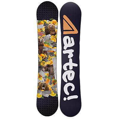 Artec Novus Wide Snowboard 158 - Men's