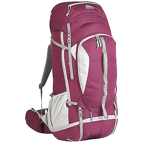 photo: Kelty Lakota 80 expedition pack (4,500+ cu in)