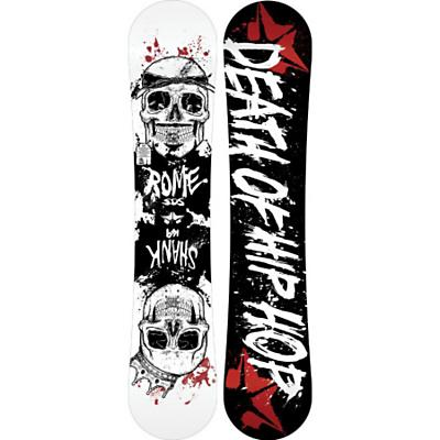 Rome Shank Snowboard 149 - Men's