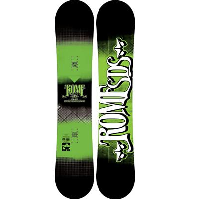 Rome Garage Rocker Wide Snowboard 151 - Men's