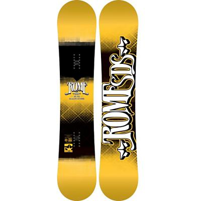Rome Garage Rocker Snowboard 152 - Men's
