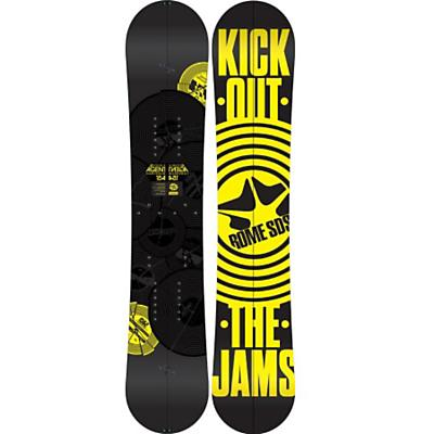 Rome Double Agent Snowboard 154 - Men's