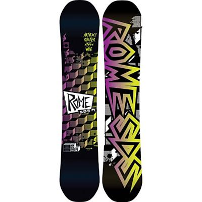 Rome Artifact Rocker Wide Snowboard 155 - Men's