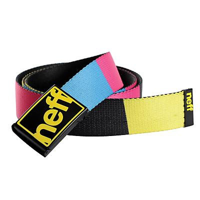 Neff Block Belt Cmyk - Men's