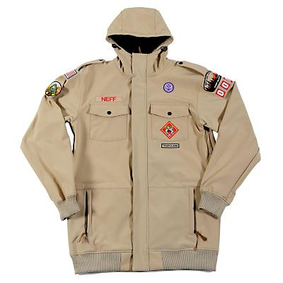Neff Camp Reject Softshell Jacket - Men's