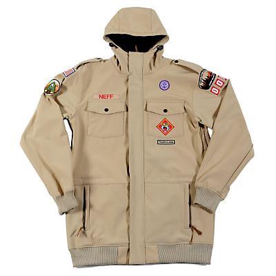 Neff Camp Reject Softshell Jacket - Men's
