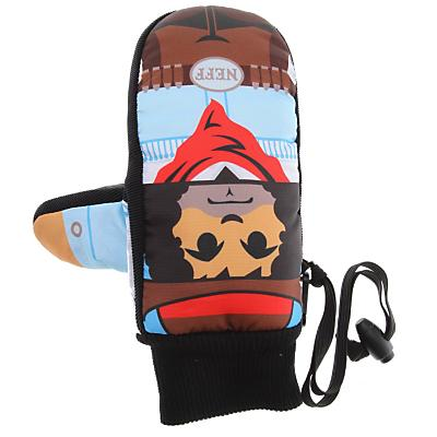 Neff Character Under Mittens - Kid's