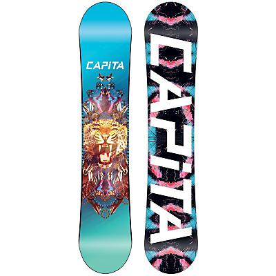 Capita Space Metal Fantasy FK Snowboard 143 - Women's