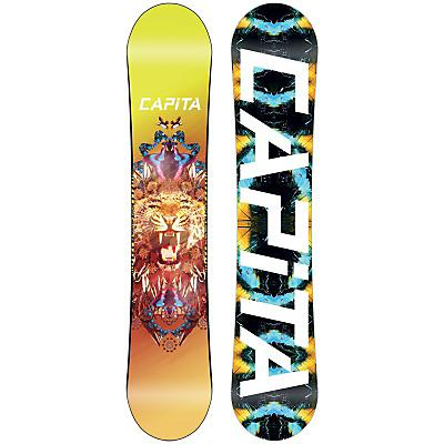 Capita Space Metal Fantasy FK Snowboard 145 - Women's