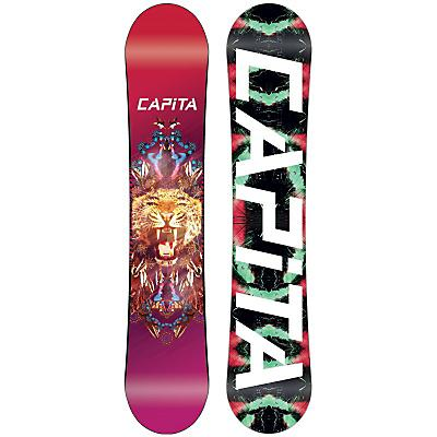 Capita Space Metal Fantasy FK Snowboard 147 - Women's