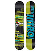 Nitro Ripper Snowboard 149 - Men's