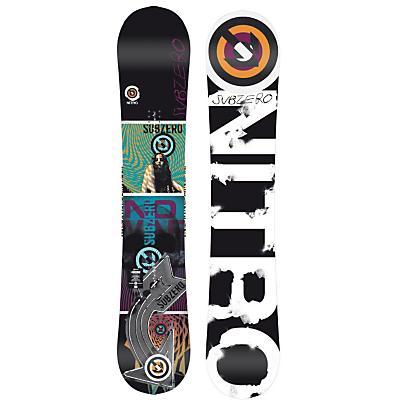 Nitro Sub Zero Snowboard 149 - Men's