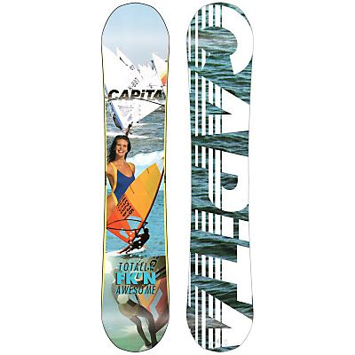Capita Totally FK'N Awesome Snowboard 153 - Men's