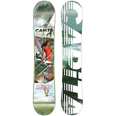 Capita Totally FK'N Awesome Snowboard 159 - Men's