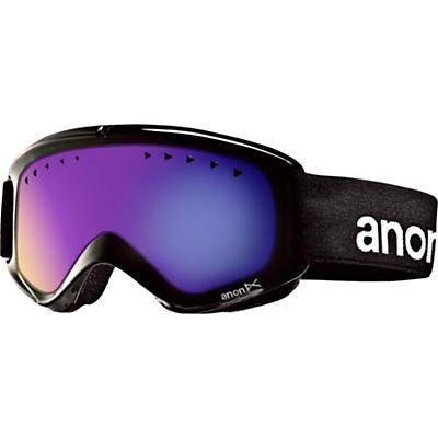 Anon Helix Mirror Snowboard Goggles /Amber Lens 2012- Men's