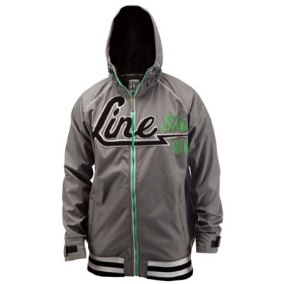 Line Hacket Jacket - Men's