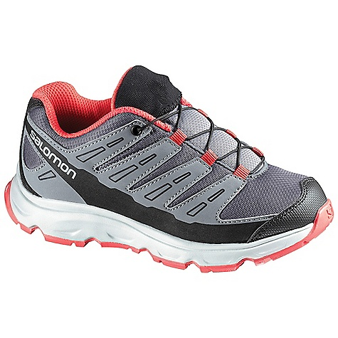photo: Salomon Girls' Synapse K trail shoe
