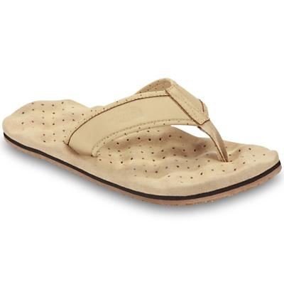 The North Face Men's Base Camp Leather Flip-Flop Sandal