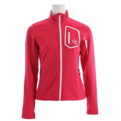 Rossignol Clim Full Zip Softshell Jacket - Women's