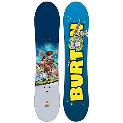 Burton Chopper Toy Story Snowboard 100 - Kid's
