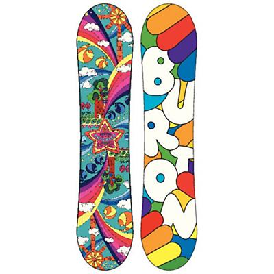 Burton Chicklet Snowboard 110 - Girl's