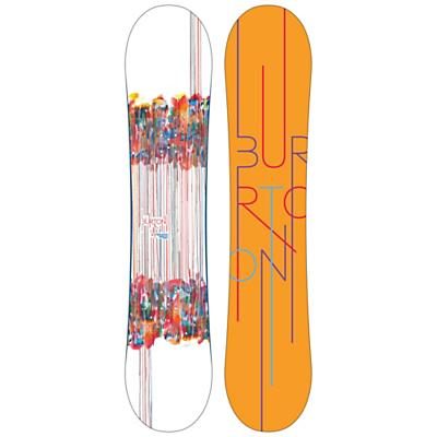 Burton Feelgood Smalls Snowboards 130 - Girl's