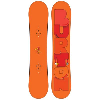 Burton Super Hero Smalls Snowboards 130 - Boy's