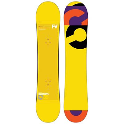 Burton Custom Smalls Snowboards 135 - Boy's