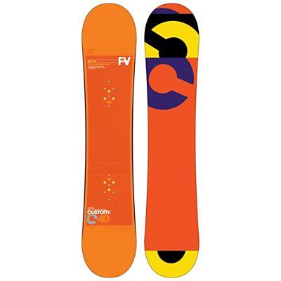 Burton Custom Smalls Snowboards 140 - Boy's