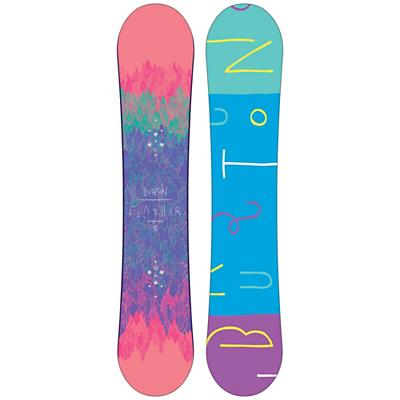 Burton Feather Snowboard 140 - Women's