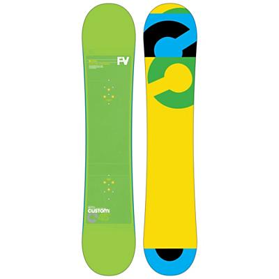 Burton Custom Smalls Wide Snowboards 145 - Boy's