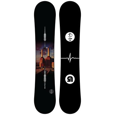 Burton Whammy Bar Snowboard 153 - Men's