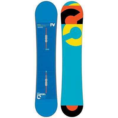 Burton Custom Flying V Wide Snowboard 155 - Men's