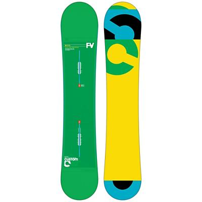 Burton Custom Flying V Wide Snowboard 162 - Men's