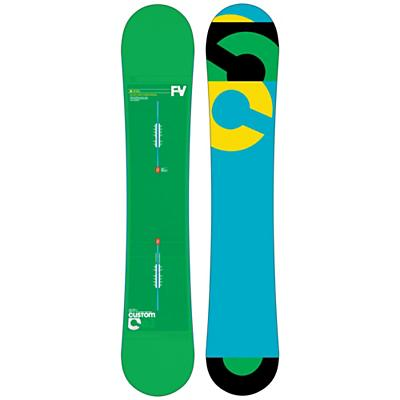 Burton Custom Flying V Snowboard 163 - Men's