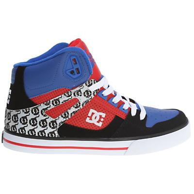 DC Spartan Hi WC Nitro Circus Skate Shoes - Men's