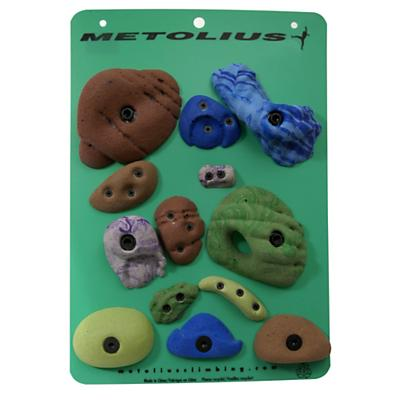 Metolius Latest Rage Bouldering Set 12 Pack