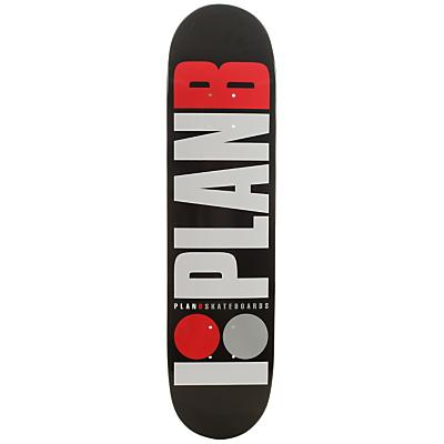Plan B Team OG Skateboard 7.75 inch