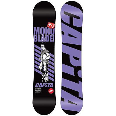 Capita Stairmaster Wide Snowboard 156 - Men's