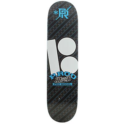 Plan B Rodriguez Blocked Skateboard 8 inch