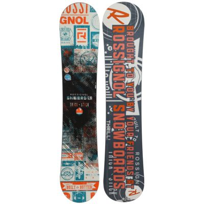 Rossignol Trickstick CYT Amptek Midwide Snowboard 151 - Men's