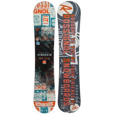 Rossignol Trickstick CYT Amptek Midwide Snowboard 154 - Men's